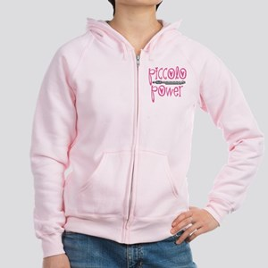 Piccolo Power Women's Zip Hoodie
