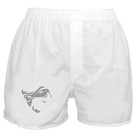 The NV Logo (Grey) Boxer Shorts