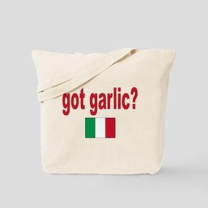 got garlic? Tote Bag