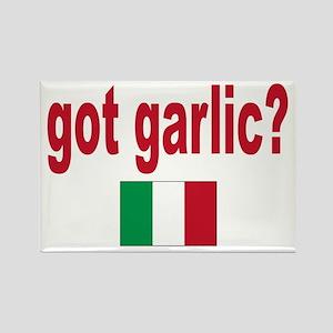 got garlic? Rectangle Magnet