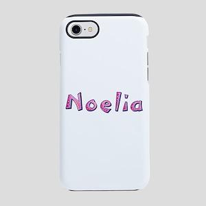 Noelia Pink Giraffe iPhone 7 Tough Case