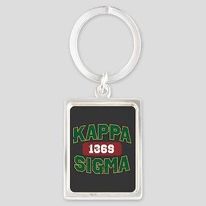 Kappa Sigma 1869 Keychains