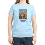 """Gift of Democracy"" Women's Light T-Shirt"