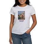 """""""Gift of Democracy"""" Women's T-Shirt"""