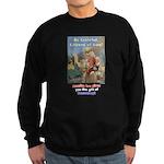 """Gift of Democracy"" Sweatshirt (dark)"