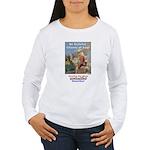 """Gift of Democracy"" Women's Long Sleeve T-Shirt"