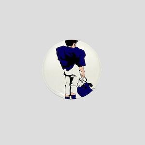 FOOTBALL *22* {blue} Mini Button