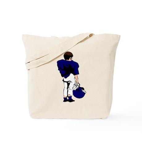 FOOTBALL *22* {blue} Tote Bag
