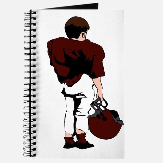 FOOTBALL *22* {crimson} Journal