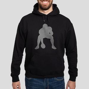FOOTBALL *23* {gray 2} Hoodie (dark)