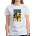 """Foolish Pale-Face"" Women's T-Shirt"