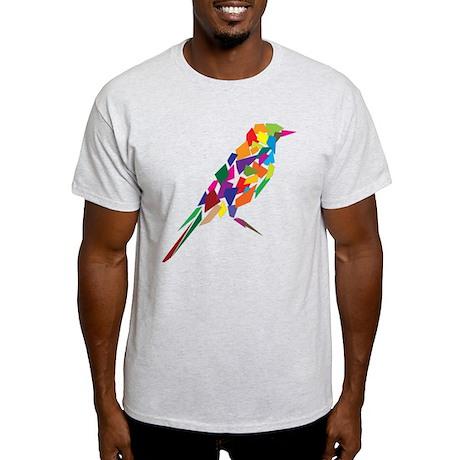 Abstract Bird Light T-Shirt