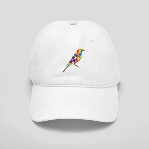 Abstract Bird Cap