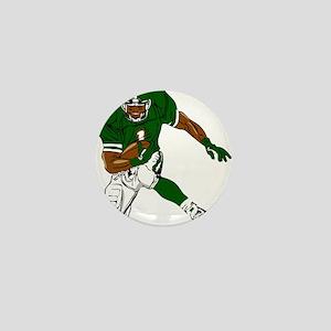 FOOTBALL *29* {green} Mini Button