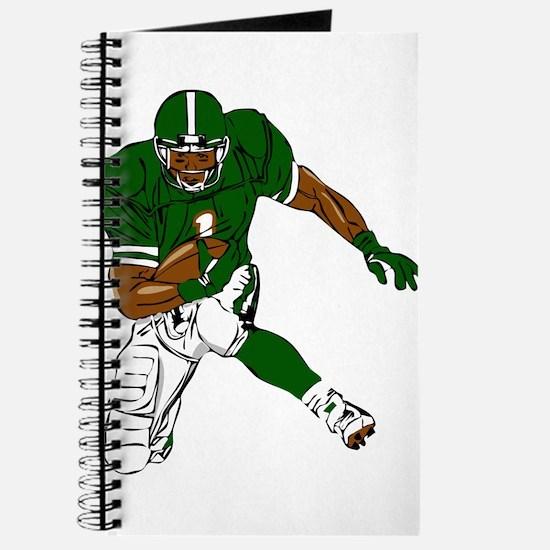 FOOTBALL *29* {green} Journal