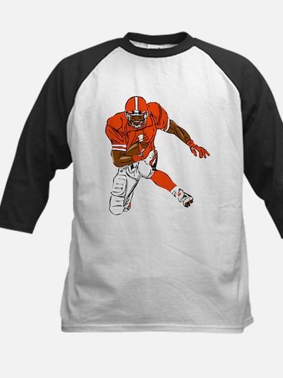 FOOTBALL *29* {orange} Kids Baseball Jersey