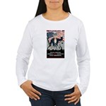 """PATRIOT Act"" Women's Long Sleeve T-Shirt"