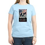 """PATRIOT Act"" Women's Light T-Shirt"
