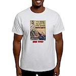 """Spread Democracy"" Light T-Shirt"