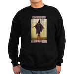 """""""Torture is Terror"""" Sweatshirt (dark)"""