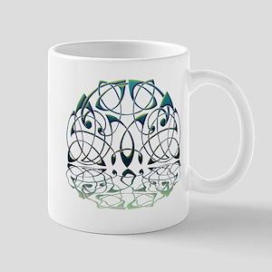 Celtic Moon Reflection Mug