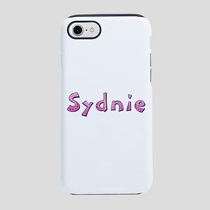 Sydnie Pink Giraffe iPhone 7 Tough Case