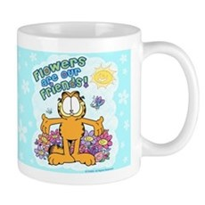 Flowers Are Our Friends! Mug