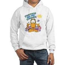 Flowers Are Our Friends! Hooded Sweatshirt
