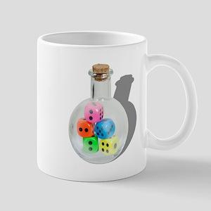 Bottle of Chance Mug