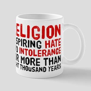 Death by Religion Mug