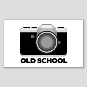 Camera Lover Sticker (Rectangle)