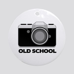 Camera Lover Ornament (Round)