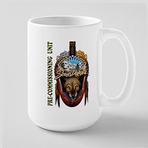 PCU South Dakota 15 oz Ceramic Large Mug