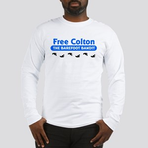 Free Colton Long Sleeve T-Shirt