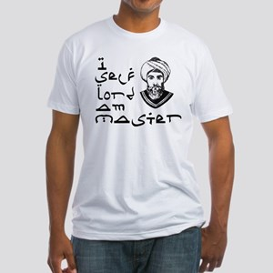 Ibn Arabi Fitted T-Shirt