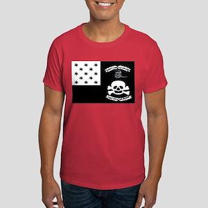 Veteran Exempts Flag Dark T-Shirt