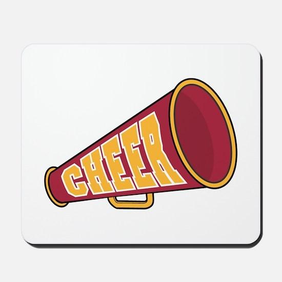 MEGAPHONE *1* {red/yellow} Mousepad