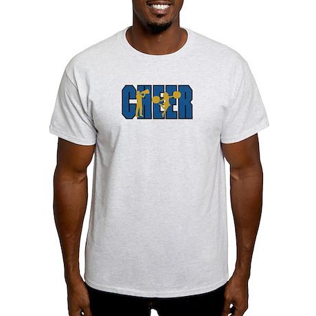 CHEER *15* {blue/gold} Light T-Shirt