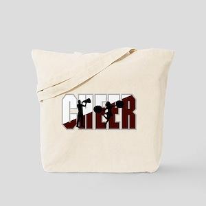 CHEER *16* {crimson/white} Tote Bag