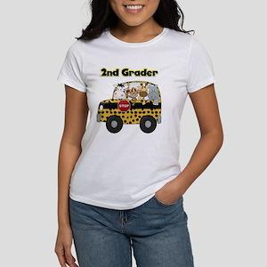 Zoo Animals 2nd Grade Women's T-Shirt