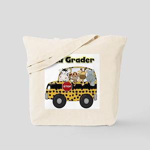 Zoo Animals 2nd Grade Tote Bag