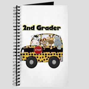 Zoo Animals 2nd Grade Journal