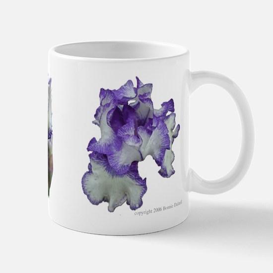 Bearded  Iris Orinoco Flow Mug