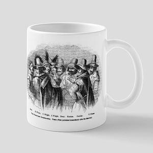 Gunpowder Conspiracy Mug
