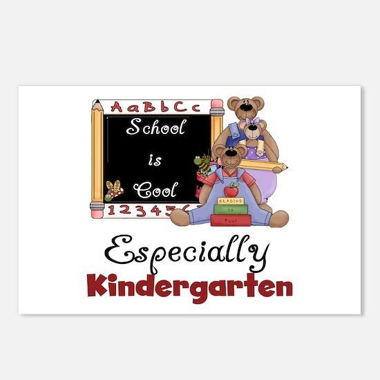 Kindergarten School is Cool Postcards (Package of