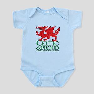 C&P Welsh Infant Bodysuit