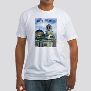 Bulgaria Fitted T-Shirt