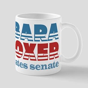 Boxer for Senator Mug