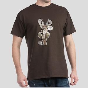 Beer Me Buck Dark T-Shirt
