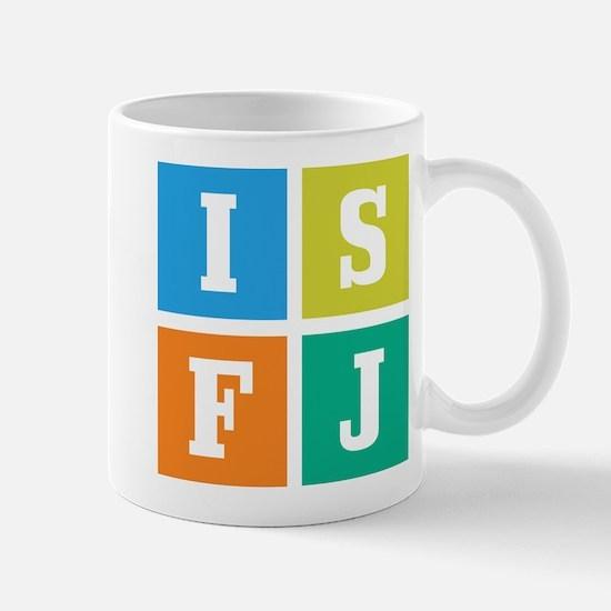 Myers-Briggs ISFJ Mug